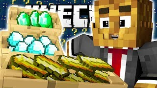 HOW TO BECOME THE RICHEST MINECRAFTER - ASTRAL LUCKY BLOCK MONEY HUNT