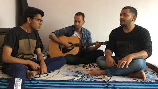 Dooba _ dooba rehta hoon/ cover song / by Rakesh Deol , Sudhanshu Shome and Uday Veer .🎼🎶🎼🎵