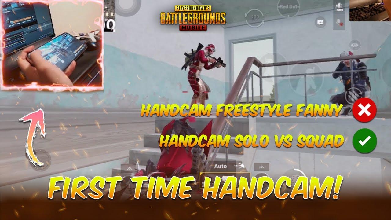Zxuan Solo VS Squad with Handcam !! - PUBG Mobile