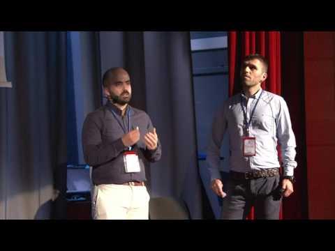 a web full of data | Panagiotis Tzamtzis & Dimitris Gkesoulis | TEDxUniverisityofIoannina
