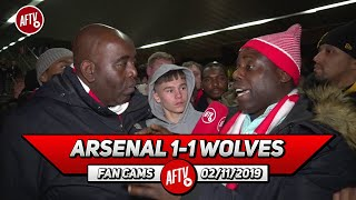Arsenal 1-1 Wolves | Why Is £72m Pepe On The Bench?! It Makes No Sense! (Belgium)