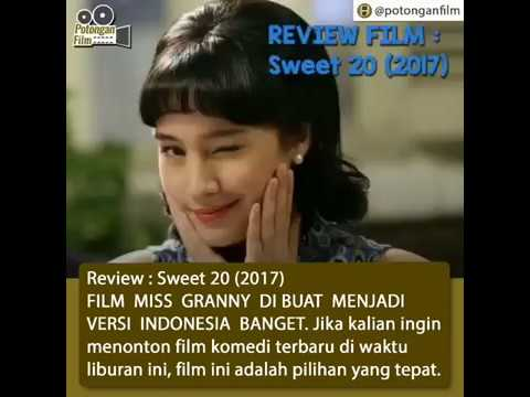 film indonesia terbaru sweet 20 (2017) download
