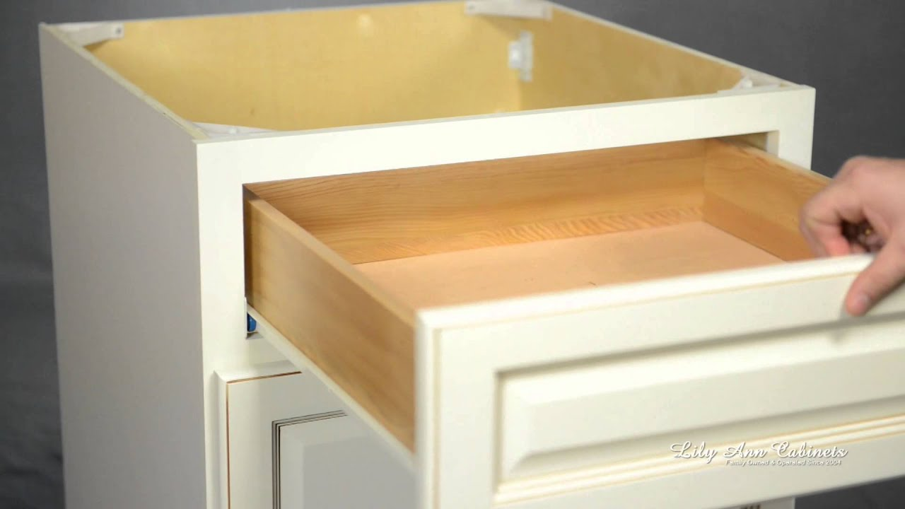 Lily Ann Kitchen Cabinets Lily Ann Cabinets Madison Antique White Cabinet Features Youtube