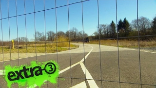 Realer Irrsinn: Nicht nutzbare Umgehungsstraße in Heringen
