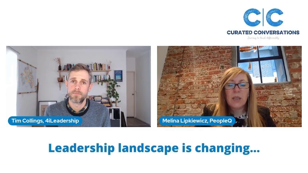 The Leadership Landscape is changing