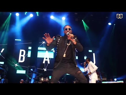 ONE AFRICA MUSIC FEST DBANJ PERFORMANCE