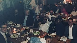 50 Cent Buys Power Cast Dinner After Getting Their Jobs Back