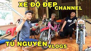 Thánh Bốc Đầu Xe Độ Đẹp trộm Drag nhà Tú Nguyễn Vlogs ngày Noel