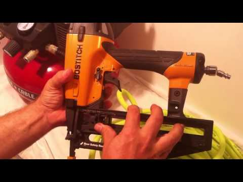 Tips For Using A Finish Nailer Doovi