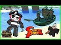 PIRATE'S LIFE FOR ME Roblox Pirate Simulator Let's Play with Combo Panda