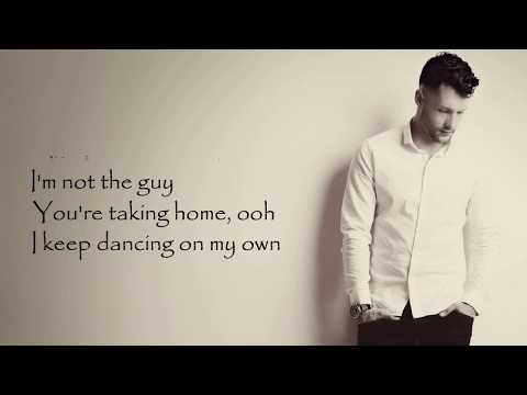 Free Download Calum Scott - You Are The Reason (lyric) | Cover By Jonah Baker | Dancing On My Own Mp3 dan Mp4