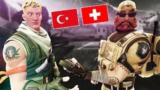 🔀RANDOM DUOS: 100€ PAYSAFECARD WETTE?!  | Fortnite Battle Royale