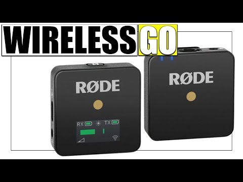 RODE Wireless GO Microphone System | In-Depth Review