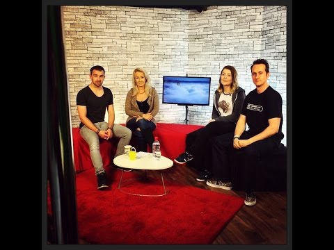 News2Games Xtra The Excitement Of Open World Games - My 1st ever TV appearance!!
