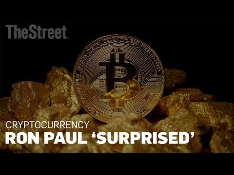 Ron Paul 'Surprised' With His Followers Resounding Pick Of Bitcoin Over Gold