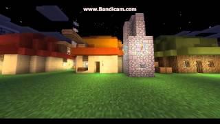 Minecraft: Build Showcase pt. 1 Smurf