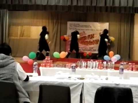 Simba dance 5 januari 2014