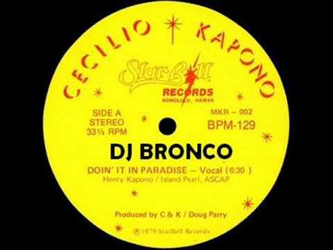 Cecilio & Kapono - Doin' It In Paradise