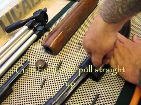 Remington 1100 Full Disembly - YouTube on