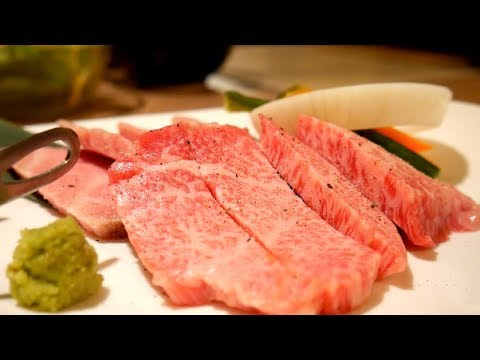 Incredible KOBE BEEF RESTAURANT in Kobe | Food and Travel Channel | Kobe, Japan