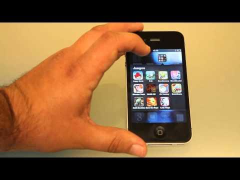 iphone 4 Completo análisis y tour por sus aplicaciones