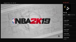 2k19 MYTEAM Unlimited and tto online comp game play. Road to 50 sub