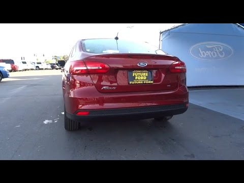 2016 Ford Focus Walnut Creek, East Bay, Dublin, Concord, Livermore, CA F16171