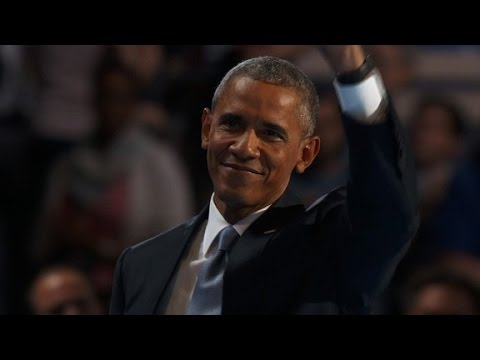 Barack Obama's entire Democratic convention speech