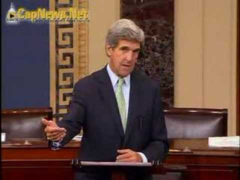 IRAQ: No Timeline Helps Shiite Extremists - John Kerry
