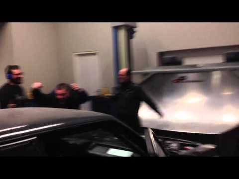 Audi SQ 1005hp Dynorun HighOctane Racing @ DP-Engineering