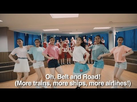 Music Video: The Belt and Road, Sing Along