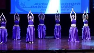 Aytunc Benturk D. Akademi 2016 yıl sonu ROMAN ORYANTAL SHOW