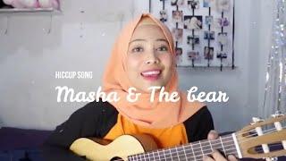 cegukan-masha and the bear (short cover)