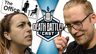 Sam HATES The Office?! | DEATH BATTLE Cast #161