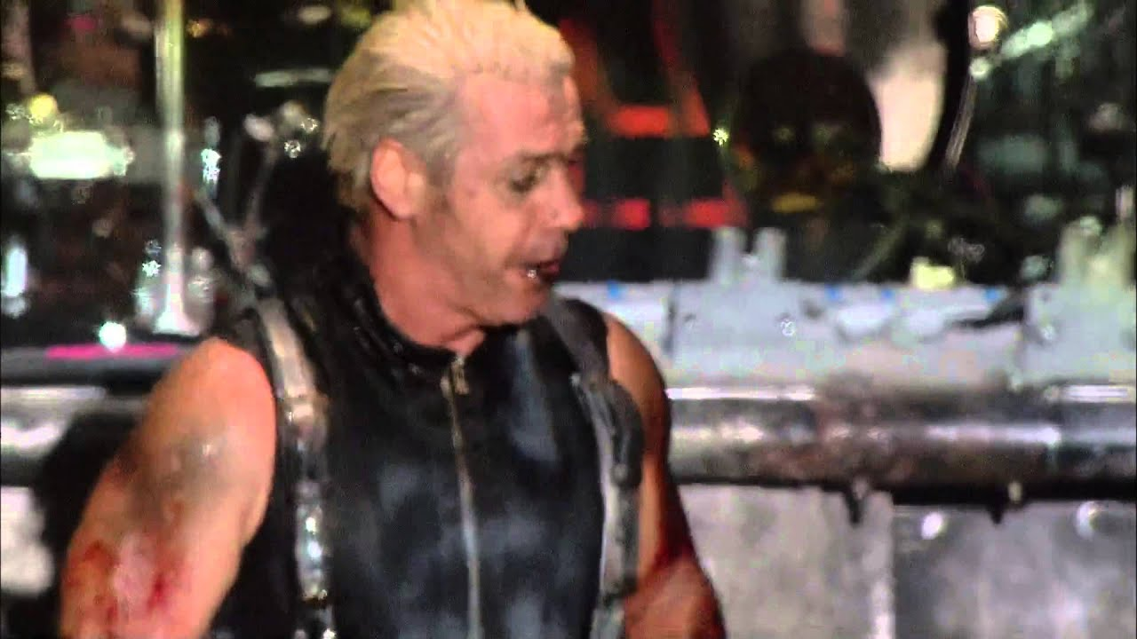 Download Rammstein - Du Hast (Live at Download Festival 2013) Pro Shot *Hd 1080p