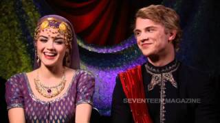 Baixar - Exclusive Interview With Lucy Hale And Freddie Stroma From A Cinderella Story Once Upon A Song Grátis