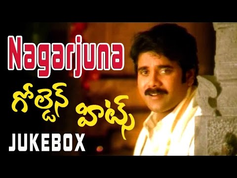 Nagarjuna Best Evergreen Golden Hits Video Songs Jukebox