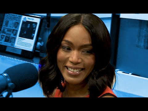 Angela Bassett  at The Breakfast Club Power 105.1 02242016