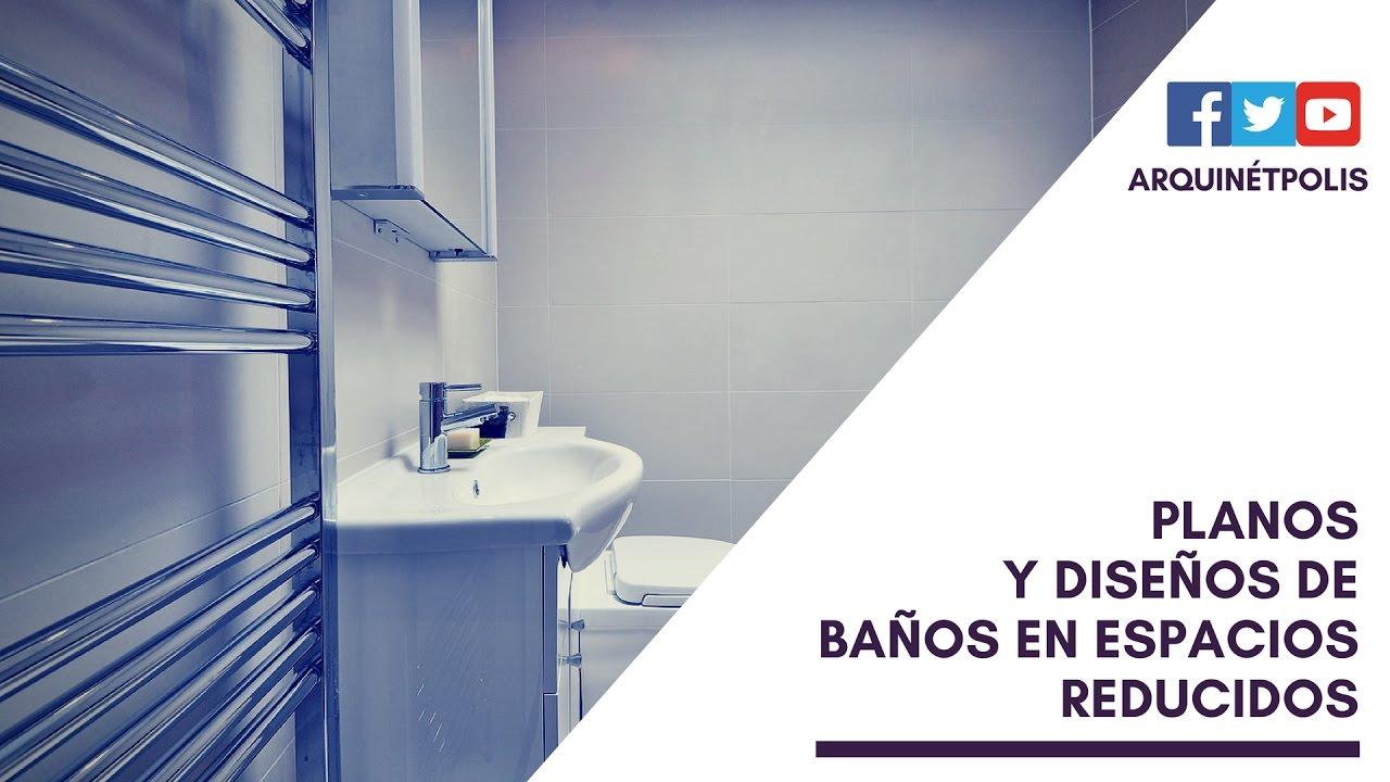 Planos y dise os para ba os en espacios reducidos youtube for Banos reducidos diseno