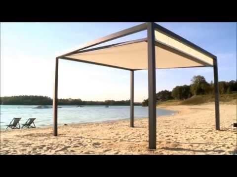 GEWE Cubus - Das Freistehende Sonnenschutzsystem