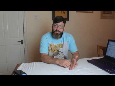 Blog / Vlog General Chat On The Car Crash , Ebay, Work etc