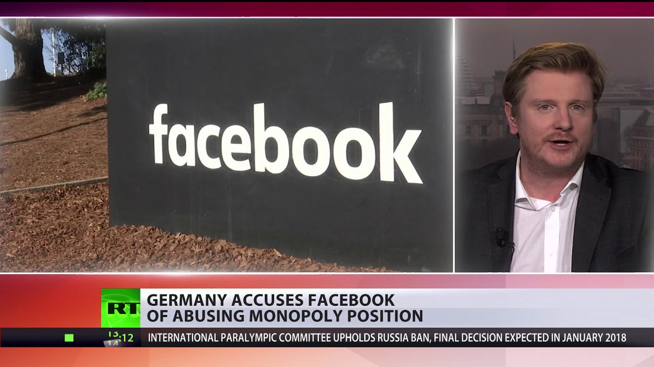 Germany accuses Facebook of abusing monopoly position