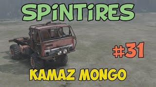 SpinTires Моды Kamaz Mongo Evakuator X2 31