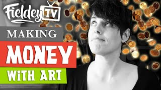 Making money with art - is it easy and how do you do it? | Artist Insider 04