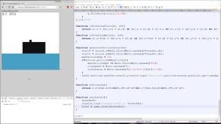 Level Progession and Death  - Making a game in HTML Canvas with Sparks - Livestream Upload