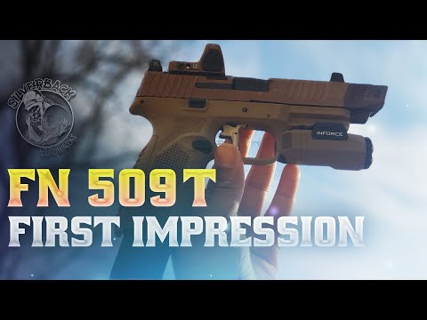 FN 509 Tactical First Impression