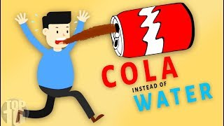 What Happens If You Only Drank Cola Instead of Water?