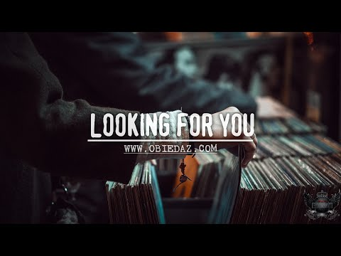 "90s Oldschool Boom-bap Rap Instrumental ""Looking for You""  FREE DOWNLOAD"
