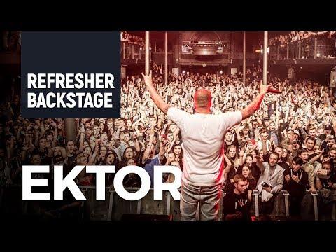 Backstage: EKTOR - KRST ALBUMU ALFA (Smack, Sergei, Separ, Strapo)