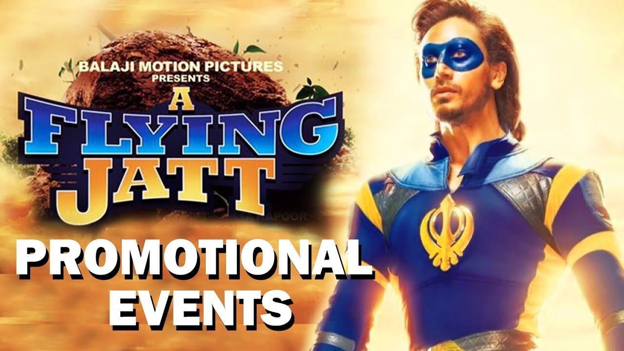 Download A Flying Jatt Movie Promotional Events   Tiger Shroff   Jacqueline Fernandez